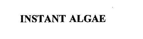 INSTANT ALGAE