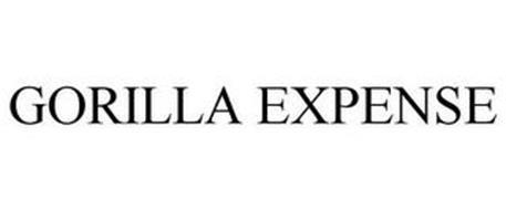 GORILLA EXPENSE