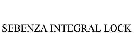 SEBENZA INTEGRAL LOCK