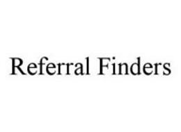 REFERRAL FINDERS