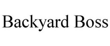BACKYARD BOSS