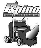RHINO TRUCK & TRAILER REPAIR INC. RHINO