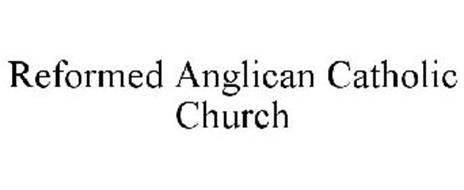 REFORMED ANGLICAN CATHOLIC CHURCH