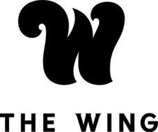 W THE WING