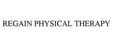REGAIN PHYSICAL THERAPY