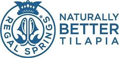 REGAL SPRING NATURALLY BETTER TILAPIA