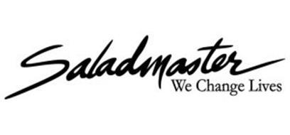 SALADMASTER WE CHANGE LIVES