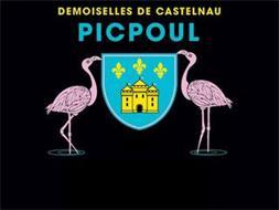 DEMOISELLES DE CASTELNAU PICPOUL