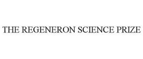 THE REGENERON SCIENCE PRIZE