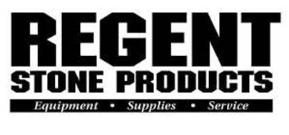 REGENT STONE PRODUCTS EQUIPMENT SUPPLIES SERVICE