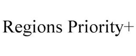 REGIONS PRIORITY+