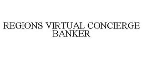 REGIONS VIRTUAL CONCIERGE BANKER