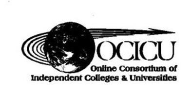 OCICU ONLINE CONSORTIUM OF INDEPENDENT COLLEGES & UNIVERSITIES
