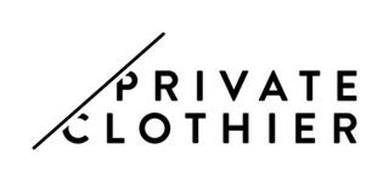 /PRIVATE CLOTHIER
