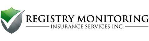 REGISTRY MONITORING INSURANCE SERVICES INC.