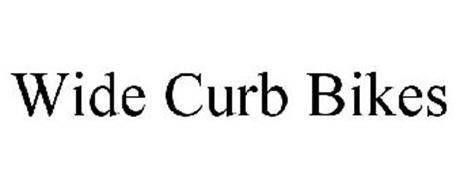 WIDE CURB BIKES