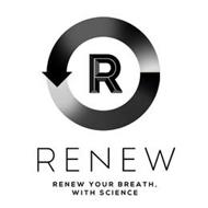 R RENEW RENEW YOUR BREATH WITH SCIENCE