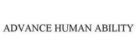 ADVANCE HUMAN ABILITY