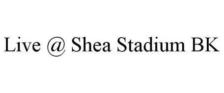 LIVE @ SHEA STADIUM BK