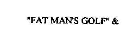 """""""FAT MAN'S GOLF"""" &"""