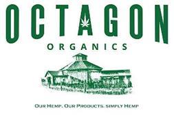 OCTAGON ORGANICS OUR HEMP. OUR PRODUCTS. SIMPLY HEMP