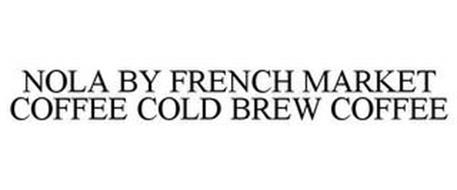 NOLA BY FRENCH MARKET COFFEE COLD BREW COFFEE