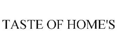 TASTE OF HOME'S
