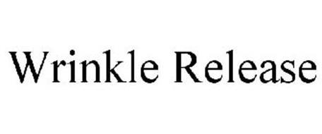 WRINKLE RELEASE