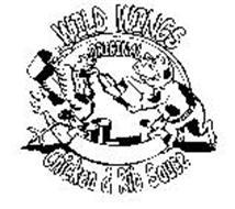WILD WINGS ORIGINAL CHICKEN & RIB SAUCE