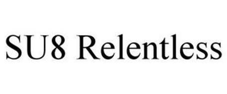 SU8 RELENTLESS