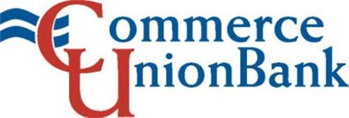 COMMERCE UNION BANK