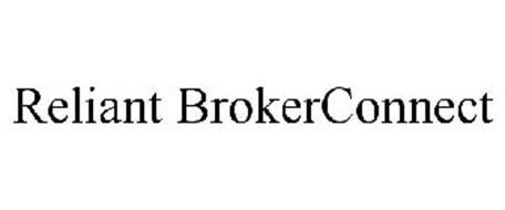RELIANT BROKERCONNECT