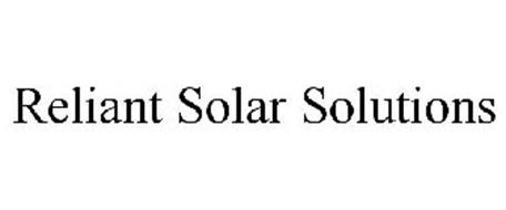 RELIANT SOLAR SOLUTIONS