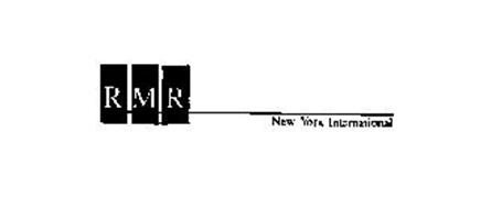 RMR NEW YORK INTERNATIONAL