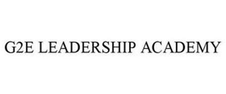 G2E LEADERSHIP ACADEMY