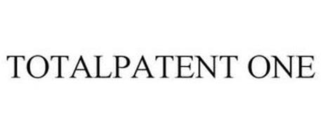TOTALPATENT ONE