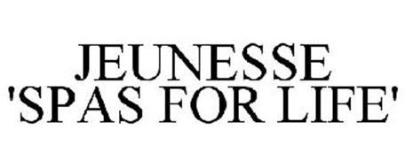 JEUNESSE 'SPAS FOR LIFE'