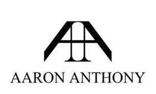 A AARON ANTHONY