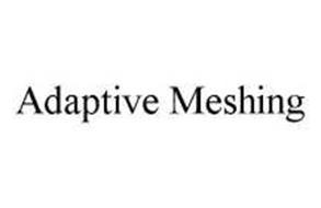 ADAPTIVE MESHING