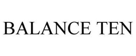 BALANCE TEN