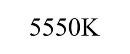 5550K