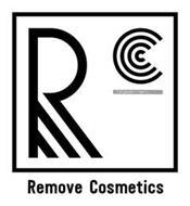 R C REMOVE COSMETICS