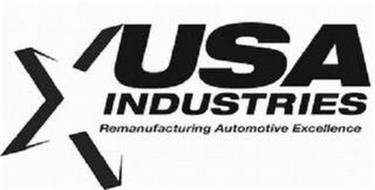 USA INDUSTRIES REMANUFACTURING AUTOMOTIVE EXCELLENCE