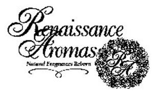 RA RENAISSANCE AROMAS NATURAL FRAGRANCES REBORN
