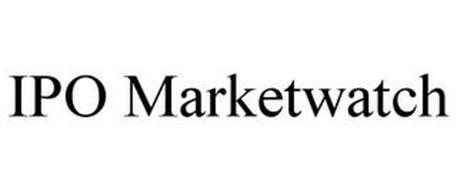 IPO MARKETWATCH