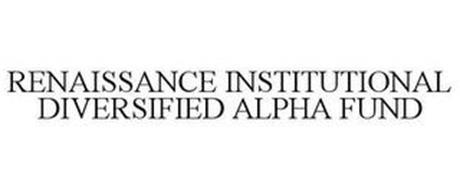RENAISSANCE INSTITUTIONAL DIVERSIFIED ALPHA FUND Trademark