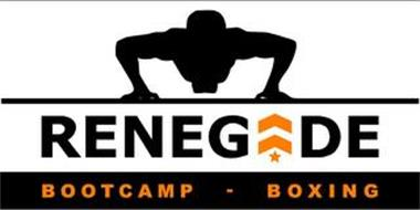 RENEGADE BOOTCAMP  -  BOXING