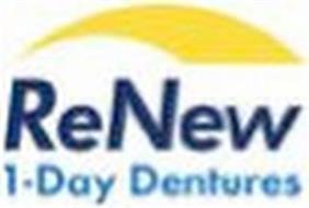 RENEW 1-DAY DENTURES
