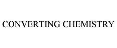 CONVERTING CHEMISTRY