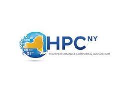HPCNY HIGH PERFORMANCE COMPUTING CONSORTIUM 01 01 01 01 01 01 01 01 01 01 01